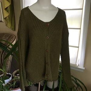 EUC Zara Knit Cardigan